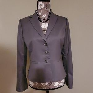 Ann Taylor business jacket. Grey.